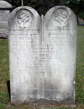 GROCE, MARGARET ANN - Juniata County, Pennsylvania | MARGARET ANN GROCE - Pennsylvania Gravestone Photos