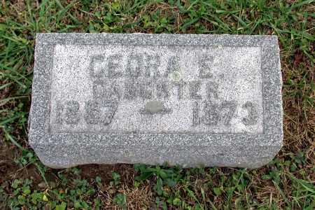 GRONINGER, CEORA ELLA - Juniata County, Pennsylvania   CEORA ELLA GRONINGER - Pennsylvania Gravestone Photos
