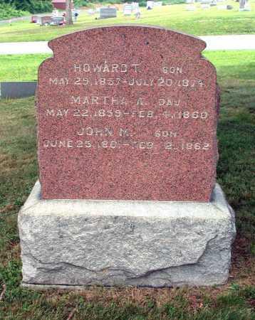 GRONINGER, MARTHA A. - Juniata County, Pennsylvania | MARTHA A. GRONINGER - Pennsylvania Gravestone Photos