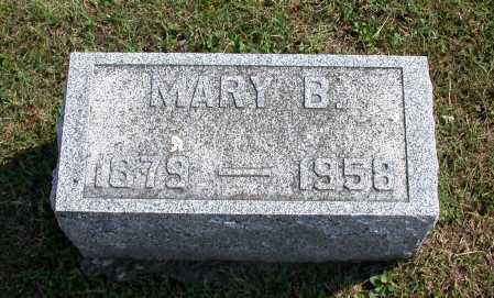GRONINGER, MARY BELLE - Juniata County, Pennsylvania | MARY BELLE GRONINGER - Pennsylvania Gravestone Photos
