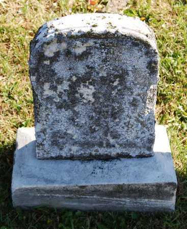 HAMLIN, ANNA AGNES - Juniata County, Pennsylvania | ANNA AGNES HAMLIN - Pennsylvania Gravestone Photos