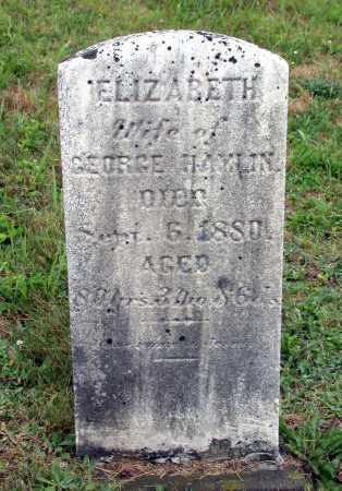 HAMLIN, ELIZABETH - Juniata County, Pennsylvania   ELIZABETH HAMLIN - Pennsylvania Gravestone Photos