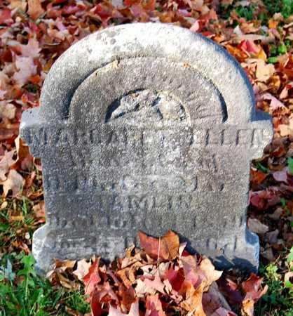HAMLIN, MARGARET ELLEN - Juniata County, Pennsylvania   MARGARET ELLEN HAMLIN - Pennsylvania Gravestone Photos