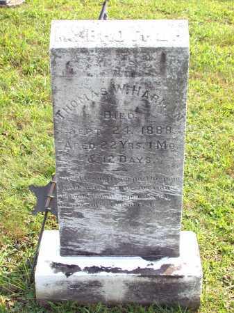 HARMAN, THOMAS W. - Juniata County, Pennsylvania | THOMAS W. HARMAN - Pennsylvania Gravestone Photos