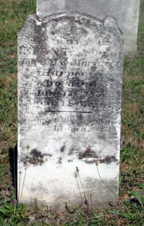 HARPER, (INFANT SON) - Juniata County, Pennsylvania | (INFANT SON) HARPER - Pennsylvania Gravestone Photos