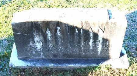 HARTMAN, DANIEL - Juniata County, Pennsylvania   DANIEL HARTMAN - Pennsylvania Gravestone Photos