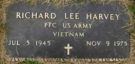 HARVEY, RICHARD LEE - Juniata County, Pennsylvania | RICHARD LEE HARVEY - Pennsylvania Gravestone Photos