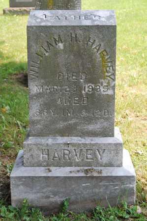 HARVEY, WILLIAM H. - Juniata County, Pennsylvania | WILLIAM H. HARVEY - Pennsylvania Gravestone Photos