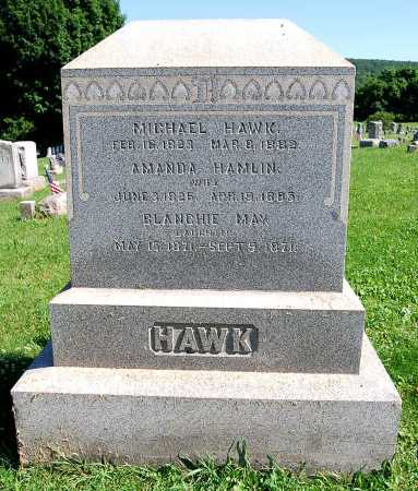 HAWK, MICHAEL - Juniata County, Pennsylvania   MICHAEL HAWK - Pennsylvania Gravestone Photos