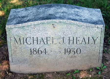 HEALY, MICHAEL J. - Juniata County, Pennsylvania | MICHAEL J. HEALY - Pennsylvania Gravestone Photos