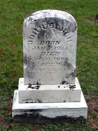 HENCH, JOHN - Juniata County, Pennsylvania | JOHN HENCH - Pennsylvania Gravestone Photos
