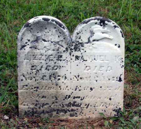 "HENCH, ELIZABETH ""LIZZIE"" - Juniata County, Pennsylvania | ELIZABETH ""LIZZIE"" HENCH - Pennsylvania Gravestone Photos"
