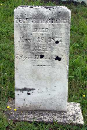 HENCH, ZECHARIAH RICE - Juniata County, Pennsylvania | ZECHARIAH RICE HENCH - Pennsylvania Gravestone Photos
