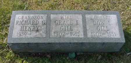 BRUBAKER GILL, GRACE I. - Juniata County, Pennsylvania | GRACE I. BRUBAKER GILL - Pennsylvania Gravestone Photos