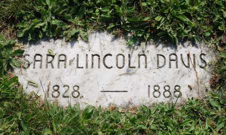 HERR, SARAH LINCOLN - Juniata County, Pennsylvania | SARAH LINCOLN HERR - Pennsylvania Gravestone Photos