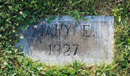 HERTZLER, MARY E. - Juniata County, Pennsylvania | MARY E. HERTZLER - Pennsylvania Gravestone Photos