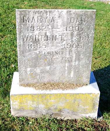 HIBBS, MARY A. - Juniata County, Pennsylvania | MARY A. HIBBS - Pennsylvania Gravestone Photos