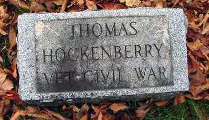 HOCKENBERRY, THOMAS WILLIAM - Juniata County, Pennsylvania | THOMAS WILLIAM HOCKENBERRY - Pennsylvania Gravestone Photos