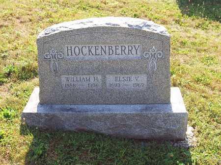 HOCKENBERRY, ELSIE V. - Juniata County, Pennsylvania   ELSIE V. HOCKENBERRY - Pennsylvania Gravestone Photos