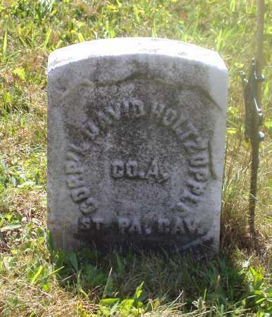 HOLTZOPPLE, DAVID - Juniata County, Pennsylvania   DAVID HOLTZOPPLE - Pennsylvania Gravestone Photos