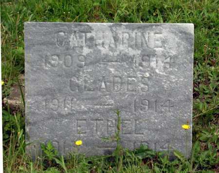 HOSLER, GLADES - Juniata County, Pennsylvania | GLADES HOSLER - Pennsylvania Gravestone Photos