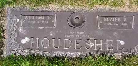 HOJUDESHEL, ELAINE S. - Juniata County, Pennsylvania   ELAINE S. HOJUDESHEL - Pennsylvania Gravestone Photos