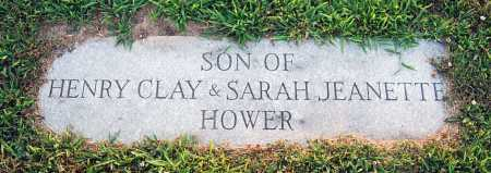 HOWER, (INFANT SON) - Juniata County, Pennsylvania | (INFANT SON) HOWER - Pennsylvania Gravestone Photos