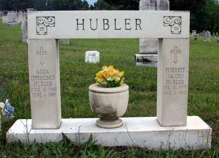 HUBLER, FORREST JACOBS - Juniata County, Pennsylvania   FORREST JACOBS HUBLER - Pennsylvania Gravestone Photos