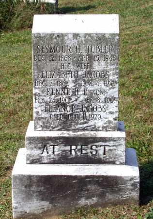 "HENCH JACOBS, MARTHA ELEANOR ""ELLEN"" - Juniata County, Pennsylvania | MARTHA ELEANOR ""ELLEN"" HENCH JACOBS - Pennsylvania Gravestone Photos"