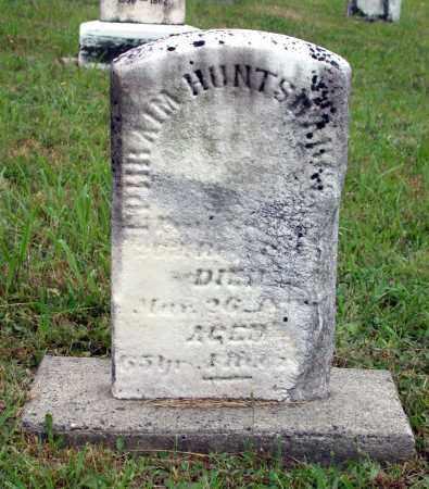 HUNTSBARGER, EPHRAIM - Juniata County, Pennsylvania   EPHRAIM HUNTSBARGER - Pennsylvania Gravestone Photos