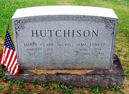 HUTCHISON, ALMA - Juniata County, Pennsylvania | ALMA HUTCHISON - Pennsylvania Gravestone Photos