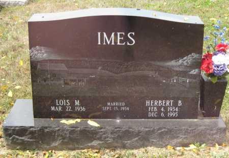 BENNETT IMES, LOIS M. - Juniata County, Pennsylvania | LOIS M. BENNETT IMES - Pennsylvania Gravestone Photos