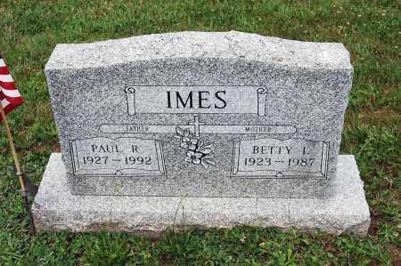 IMES, PAUL RITTER - Juniata County, Pennsylvania | PAUL RITTER IMES - Pennsylvania Gravestone Photos