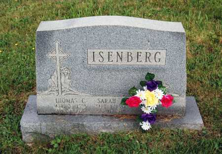 ISENBERG, THOMAS C. - Juniata County, Pennsylvania | THOMAS C. ISENBERG - Pennsylvania Gravestone Photos