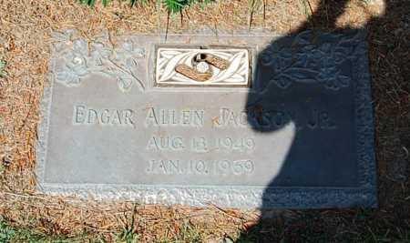 JACKSON, EDGAR ALLEN - Juniata County, Pennsylvania   EDGAR ALLEN JACKSON - Pennsylvania Gravestone Photos