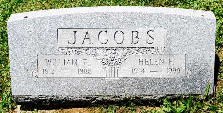 ZEIDERS JACOBS, HELEN F. - Juniata County, Pennsylvania | HELEN F. ZEIDERS JACOBS - Pennsylvania Gravestone Photos