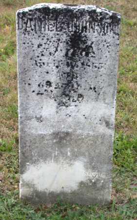 JOHNSON, DANIEL - Juniata County, Pennsylvania | DANIEL JOHNSON - Pennsylvania Gravestone Photos