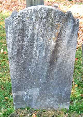 JOHNSTON, ADAM - Juniata County, Pennsylvania   ADAM JOHNSTON - Pennsylvania Gravestone Photos
