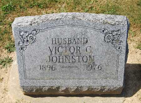 JOHNSTON, VICTOR C. - Juniata County, Pennsylvania | VICTOR C. JOHNSTON - Pennsylvania Gravestone Photos