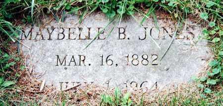 BROWN JONES, MAYBELLE - Juniata County, Pennsylvania | MAYBELLE BROWN JONES - Pennsylvania Gravestone Photos
