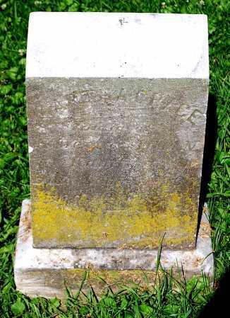 KAUFFMAN, MARTHA GRACE - Juniata County, Pennsylvania | MARTHA GRACE KAUFFMAN - Pennsylvania Gravestone Photos