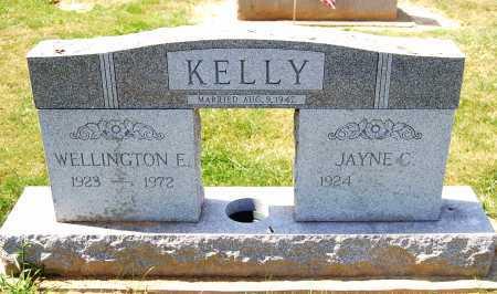 CRAMER KELLY, JAYNE - Juniata County, Pennsylvania | JAYNE CRAMER KELLY - Pennsylvania Gravestone Photos