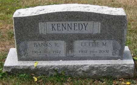 KENNEDY, BANKS RITTER - Juniata County, Pennsylvania   BANKS RITTER KENNEDY - Pennsylvania Gravestone Photos