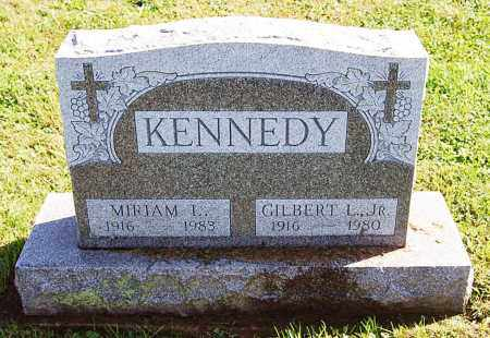 KENNEDY, MIRIAM L. - Juniata County, Pennsylvania | MIRIAM L. KENNEDY - Pennsylvania Gravestone Photos