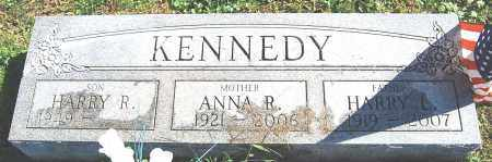 "KENNEDY, ANNA RUTH ""SIS"" - Juniata County, Pennsylvania 