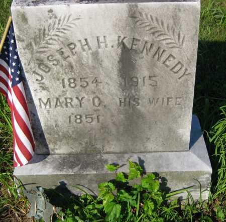 KENNEDY, MARY C. - Juniata County, Pennsylvania | MARY C. KENNEDY - Pennsylvania Gravestone Photos