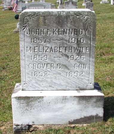 KENNEDY, M. ELIZABETH - Juniata County, Pennsylvania | M. ELIZABETH KENNEDY - Pennsylvania Gravestone Photos