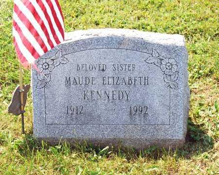 KENNEDY, MAUDE ELIZABETH - Juniata County, Pennsylvania | MAUDE ELIZABETH KENNEDY - Pennsylvania Gravestone Photos