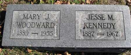 KENNEDY, JESSE M. - Juniata County, Pennsylvania | JESSE M. KENNEDY - Pennsylvania Gravestone Photos