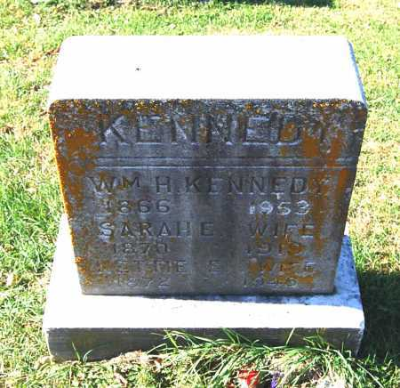 KENNEDY, SARAH E. - Juniata County, Pennsylvania | SARAH E. KENNEDY - Pennsylvania Gravestone Photos